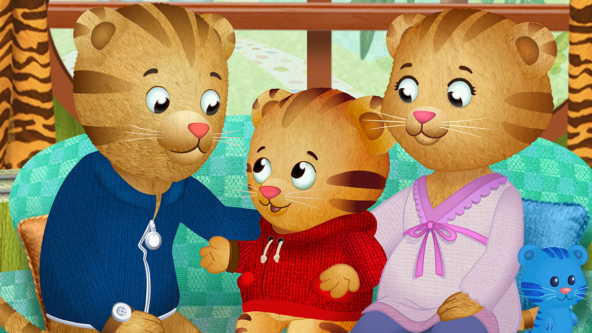 9 Story Launches International Distribution Of The Anticipated New Children S Series Daniel Tiger S Neighborhood 9 Story Media Group