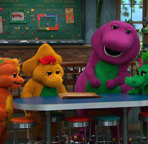 Barney - Barney - 9 Story Media Group
