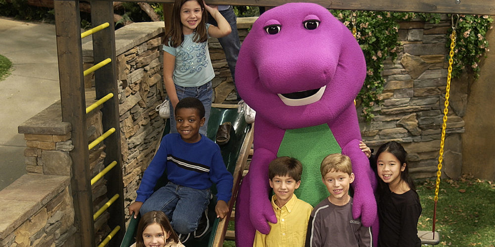 Barney 9 Story Media Group