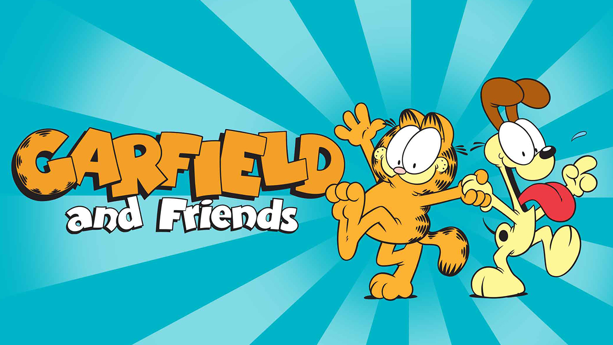 Boomerang Streaming Service To Premiere Remastered Garfield And Friends From 9 Story 9 Story Media Group