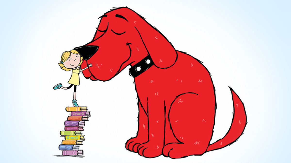 clifford the big red dog is back 9 story media group