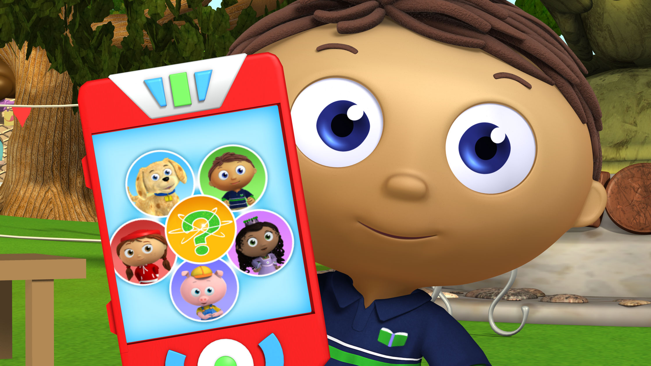 Image Result For  Super Why