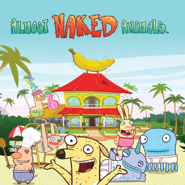 Almost Naked Animals : ABC TV